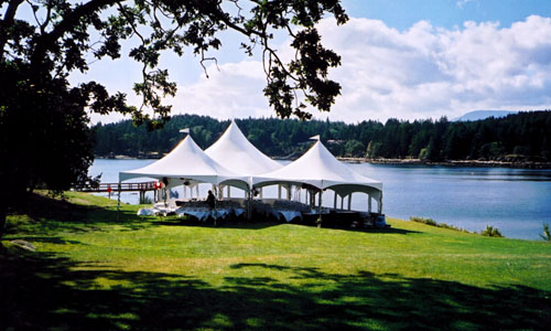 Triple T Party Rentals Nanaimo BC Weddings Receptions Parties